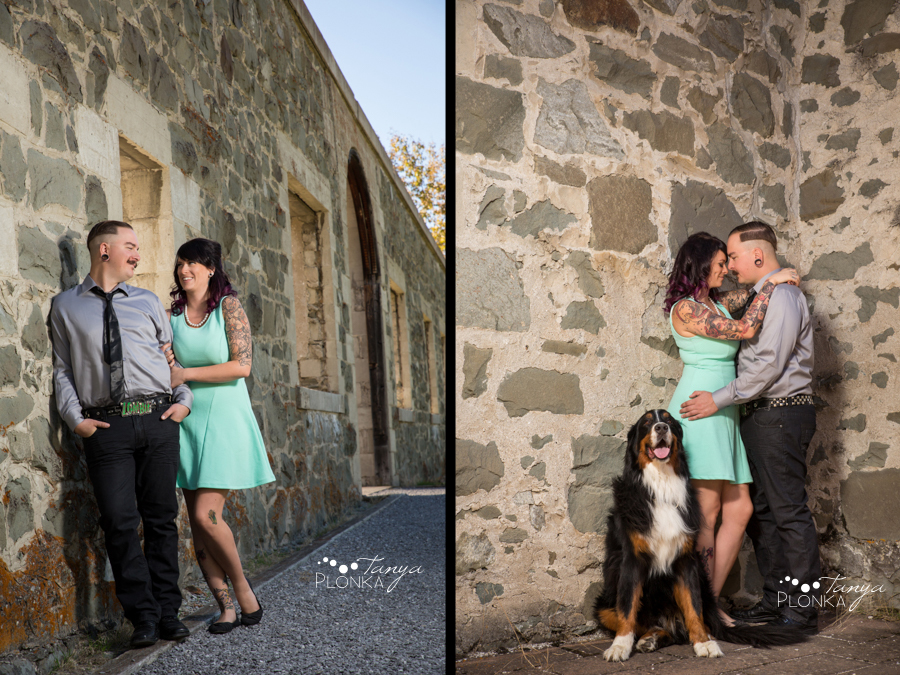Leitch Collieries engagement session