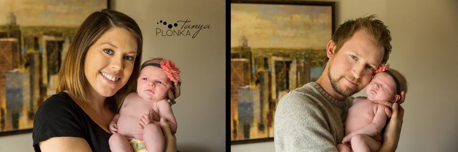 Lethbridge natural newborn session