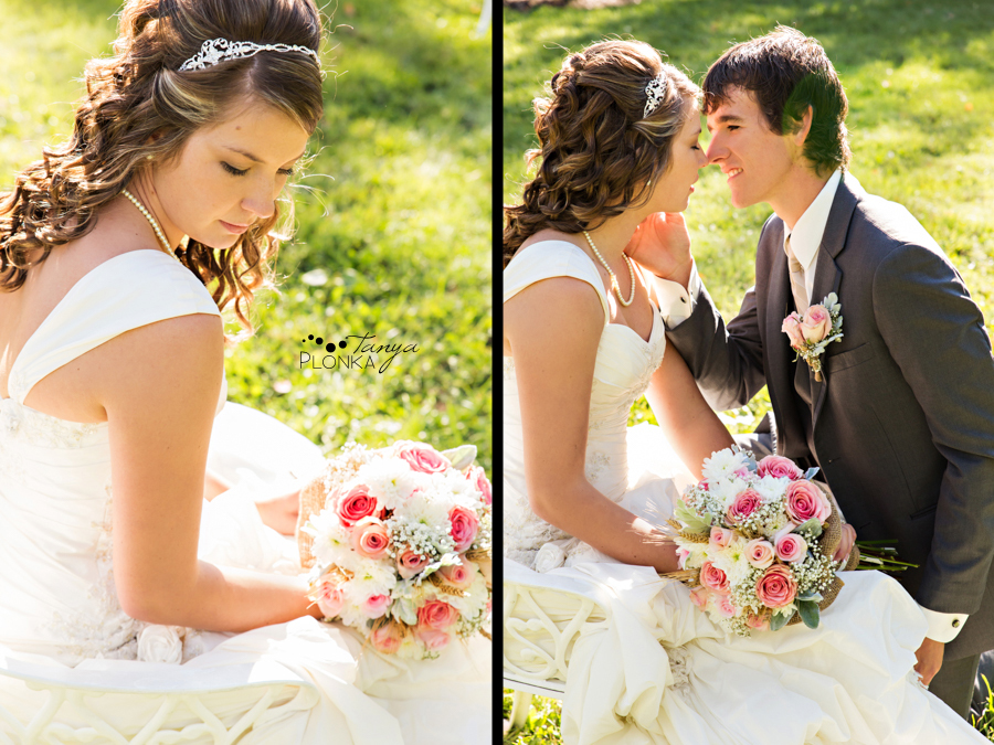 Coaldale autumn wedding
