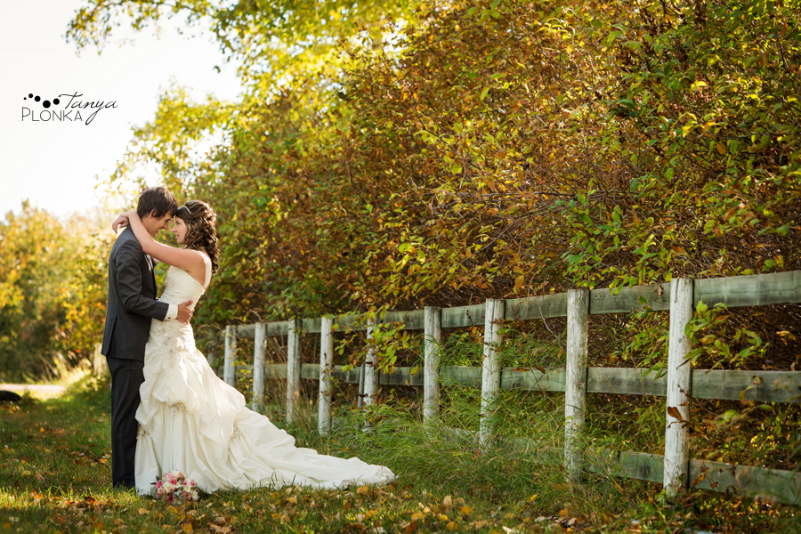 Jamie & Willem, Coaldale autumn wedding