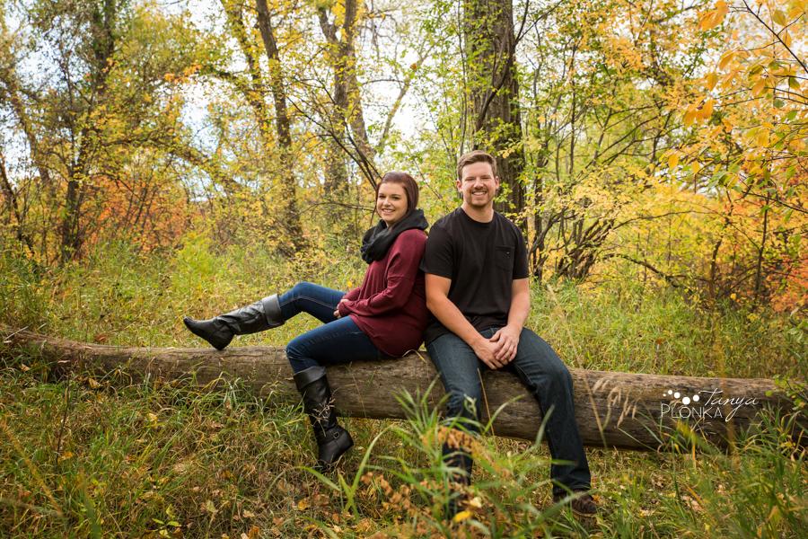 Lethbridge Indian Battle autumn family photos