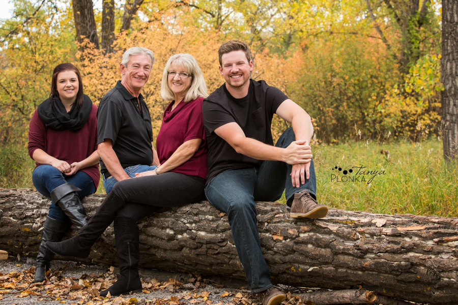 Lethbridge fall family photos