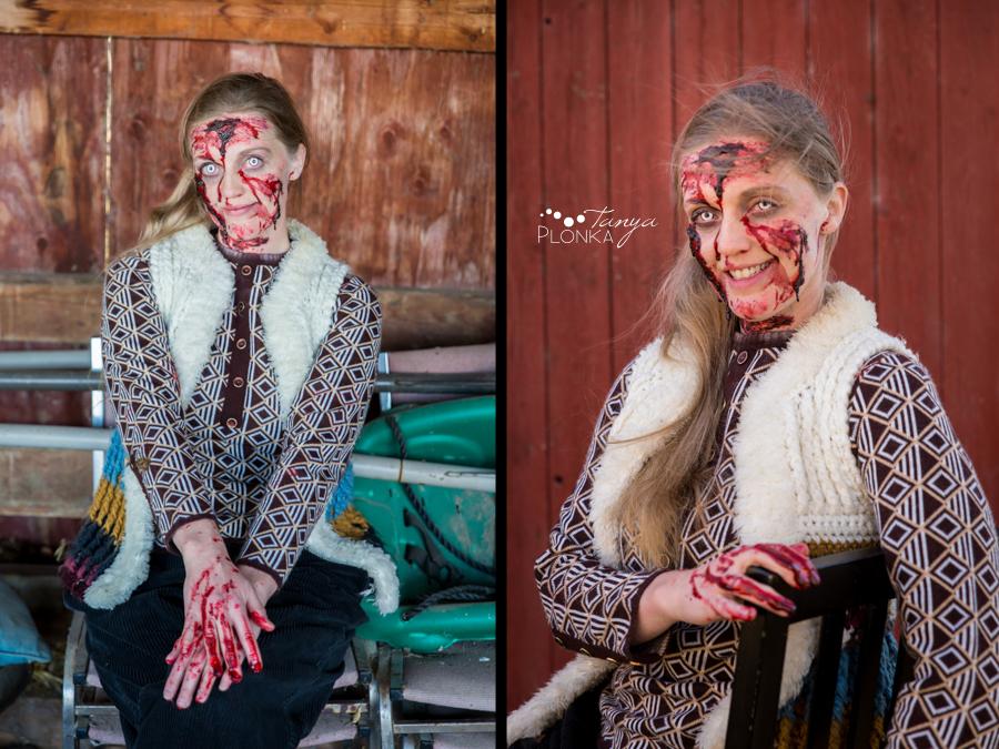 zombie girl Lethbridge