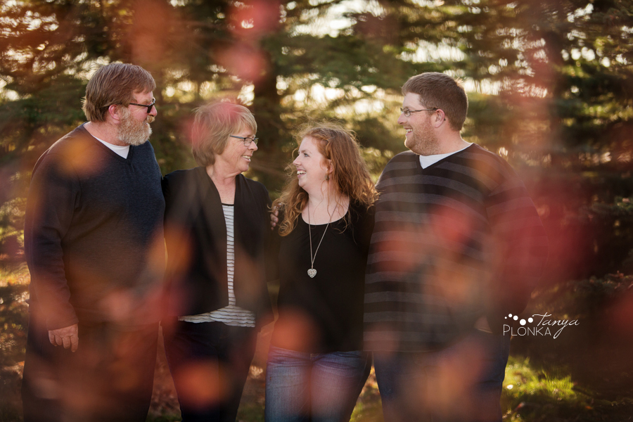 autumn farm family photos