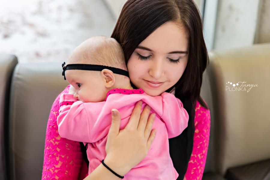 Lethbridge baby photo session