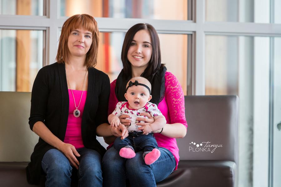 Lethbridge generation family photo session