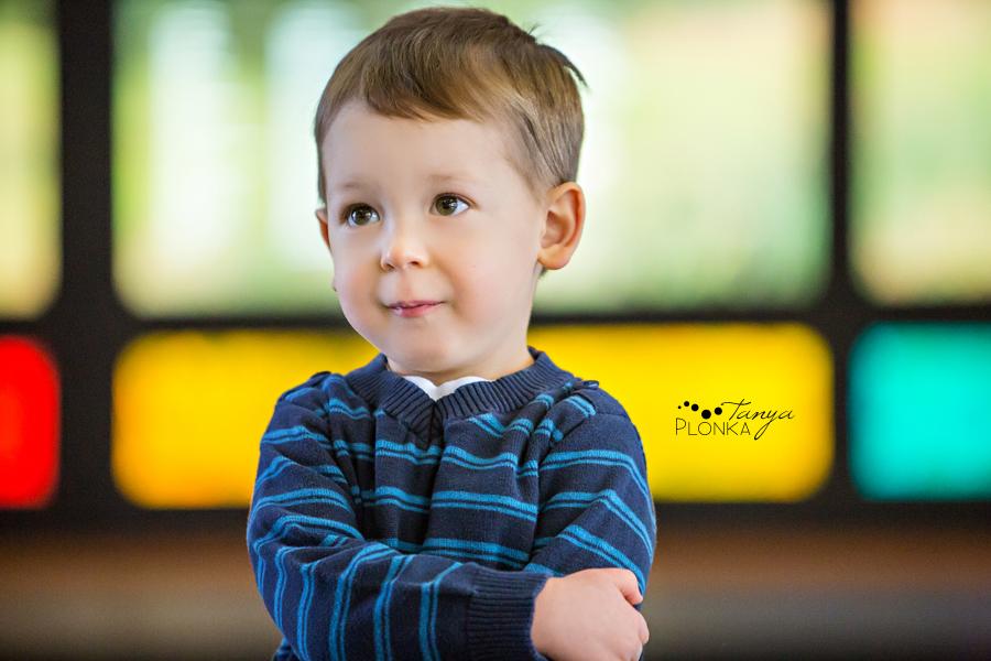 Lethbridge indoor children's photo session