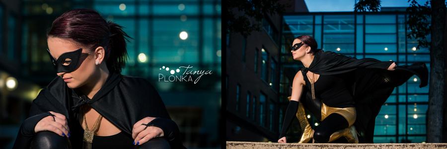 Lens Factor Project, fantasy theme, Lethbridge superhero cosplay photos