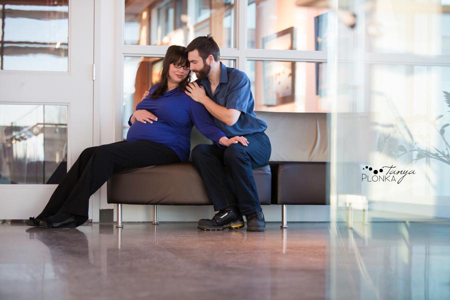 Lethbridge maternity session