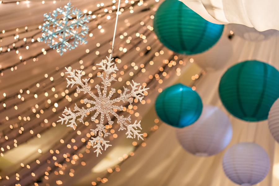 Lethbridge snowy winter wedding