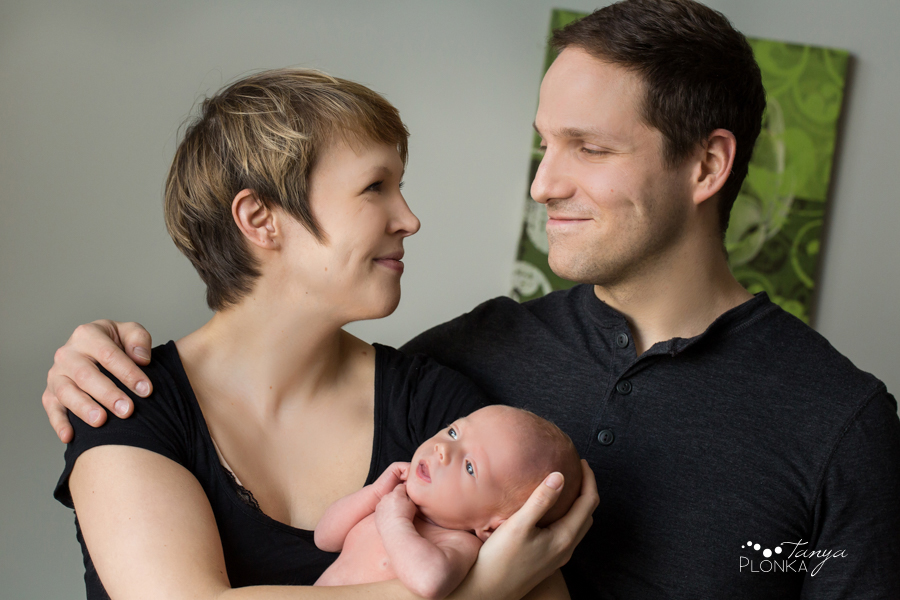newborn Lethbridge home session