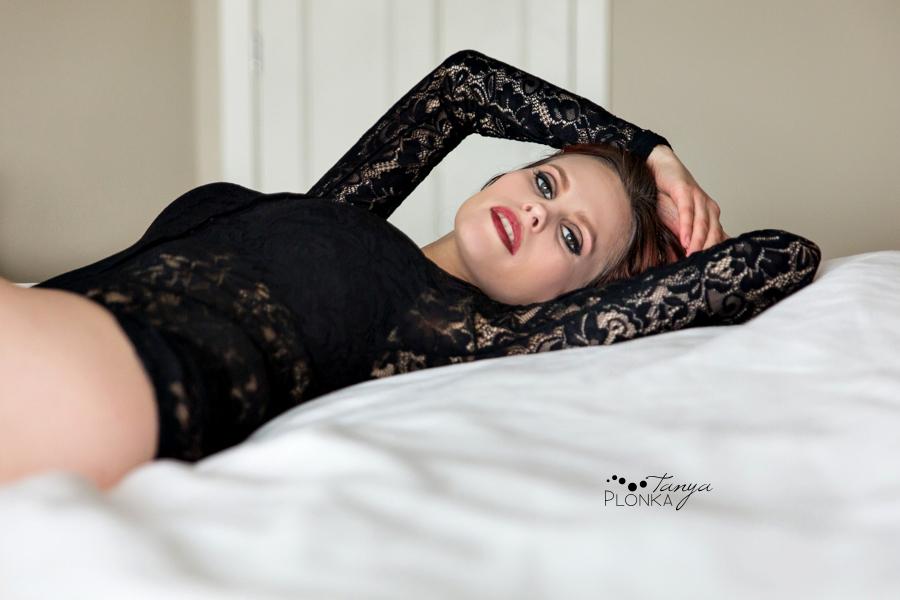 Lethbridge women's boudoir photos