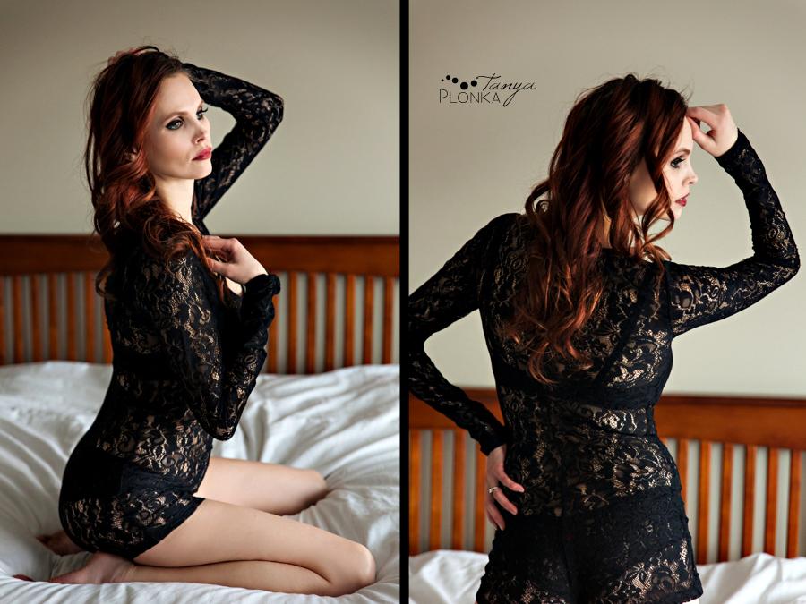 Lethbridge boudoir session