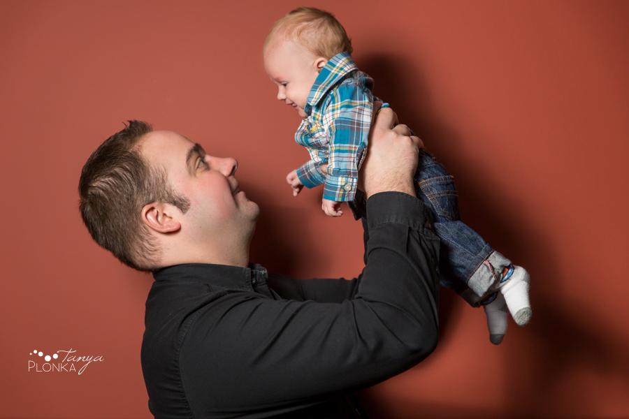 Lethbridge 3 month old baby session