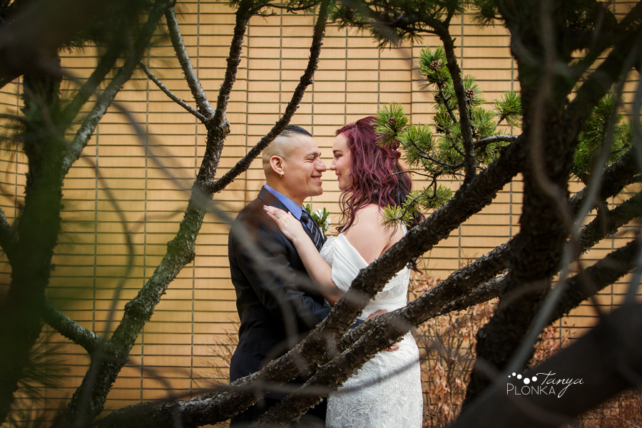 Norman & Erin, Lethbridge City Hall wedding photos