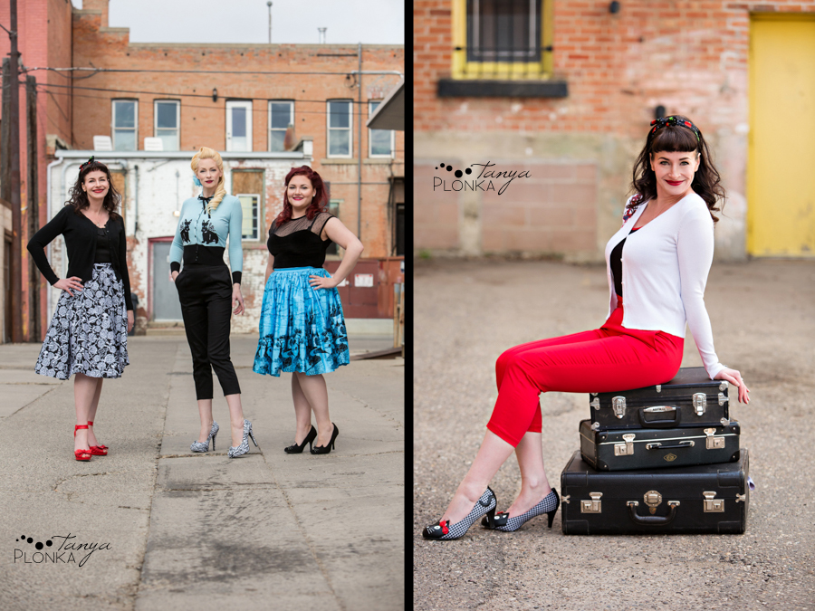 Drunken Sailor fashion photo shoot