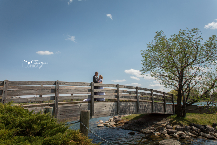 Ken & Sam, Lethbridge spring wedding