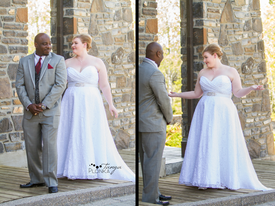 Cyndy & Austin, Azuridge Estate Hotel wedding photos, Calgary wedding photos
