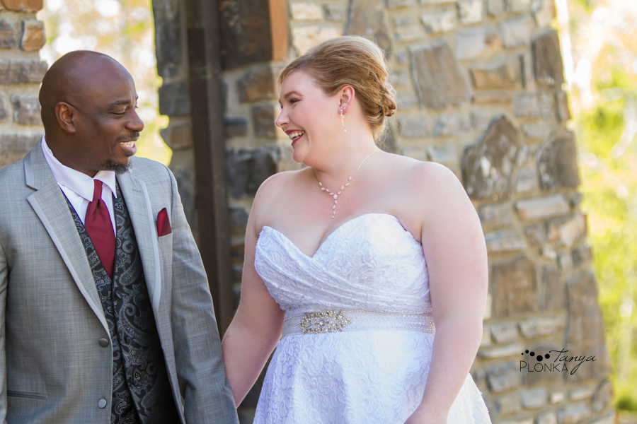 Cyndy & Austin, Azuridge Estate Hotel Calgary wedding photography, Calgary wedding photos