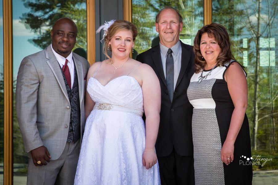 Cyndy & Austin, Azuridge Estate Hotel Calgary wedding photography