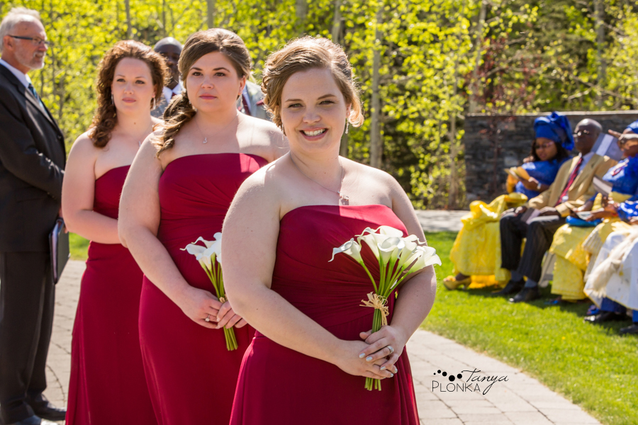 Cyndy & Austin, Azuridge Estate Calgary wedding photography
