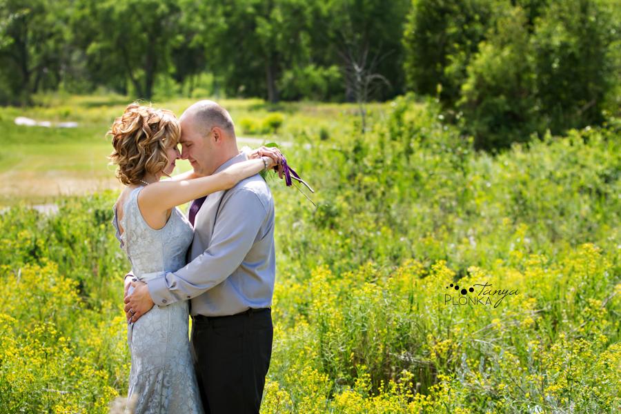 Tammy & Todd, Lethbridge summer elopement