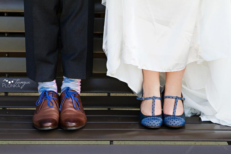 Scott and Katie, Lethbridge summer wedding photos