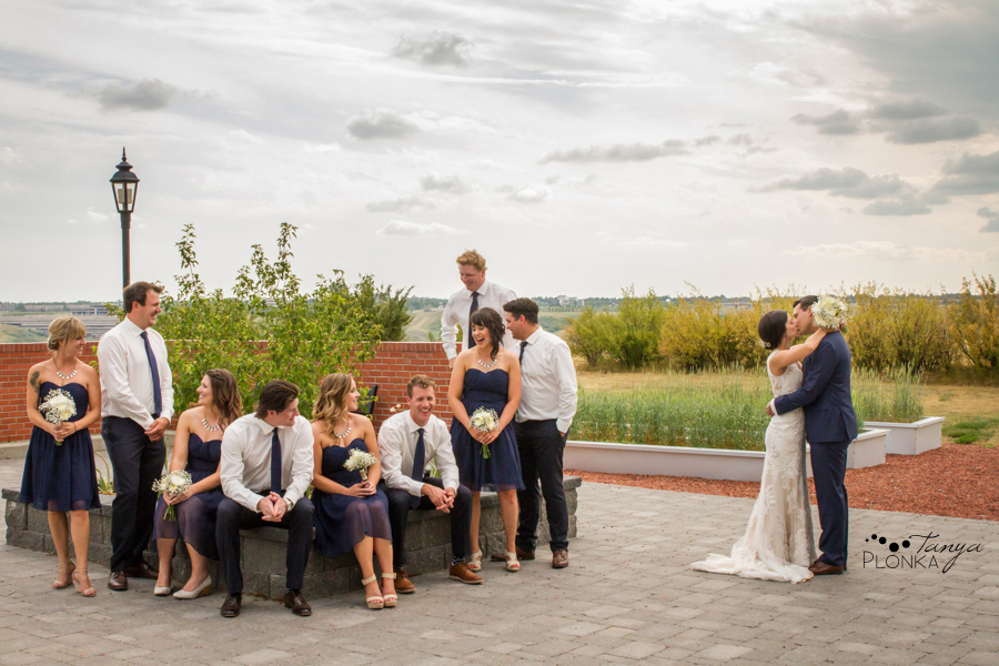 Andrew & Kristen, Lethbridge summer wedding photos