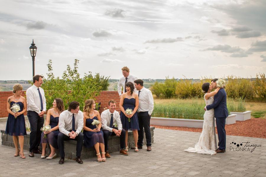 Andrew & Kristen, Lethbridge summer wedding photos