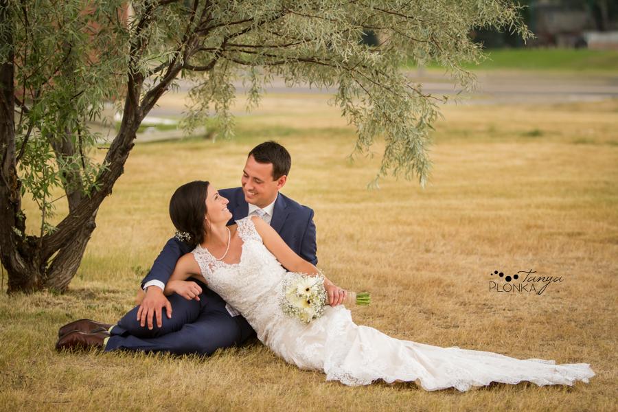 Andrew & Kristen, Galt Museum summer wedding photos