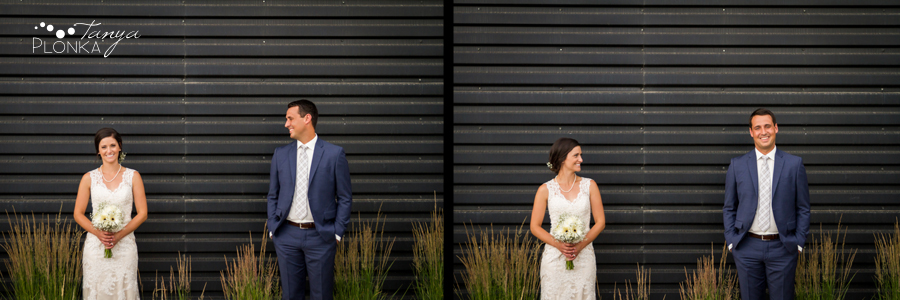 Andrew & Kristen, Galt Museum summer wedding photography