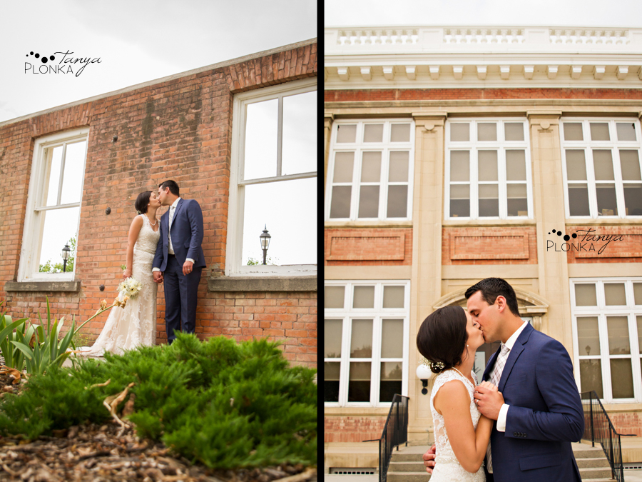 Andrew & Kristen, Lethbridge summer wedding photography