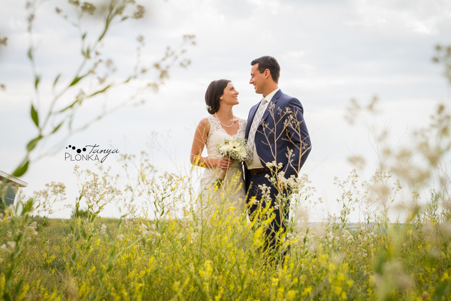Andrew & Kristen, Galt Museum summer wedding photos