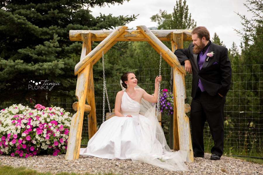 Colby & Allison, Hillcrest greenhouse summer wedding
