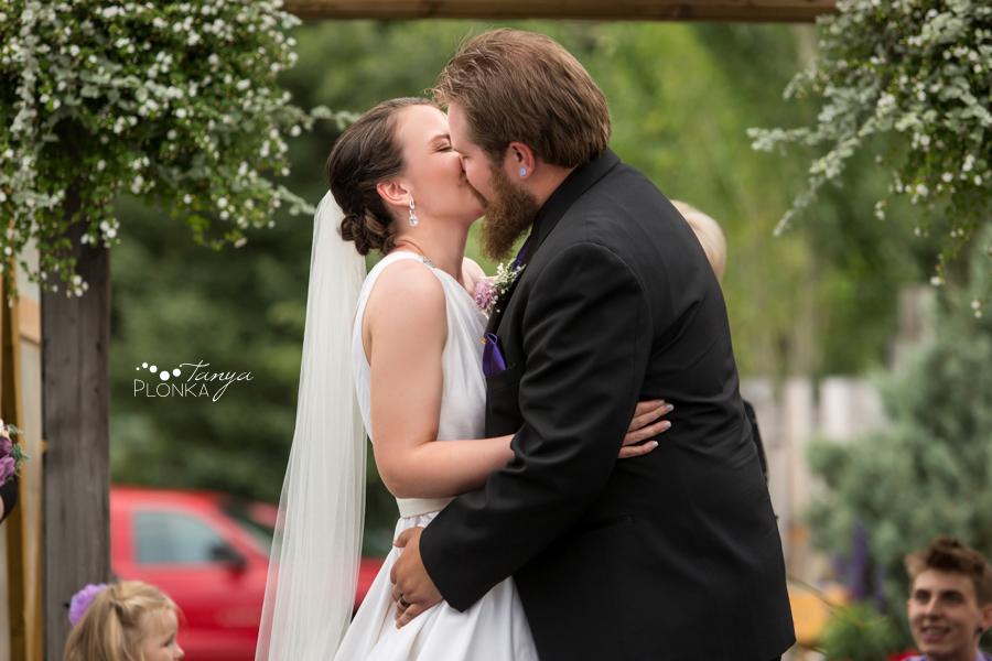 Colby & Allison, Springbreak summer wedding photography
