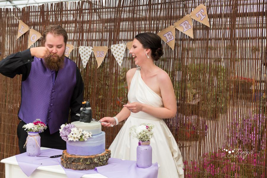 Colby & Allison, Hillcrest greenhouse summer wedding