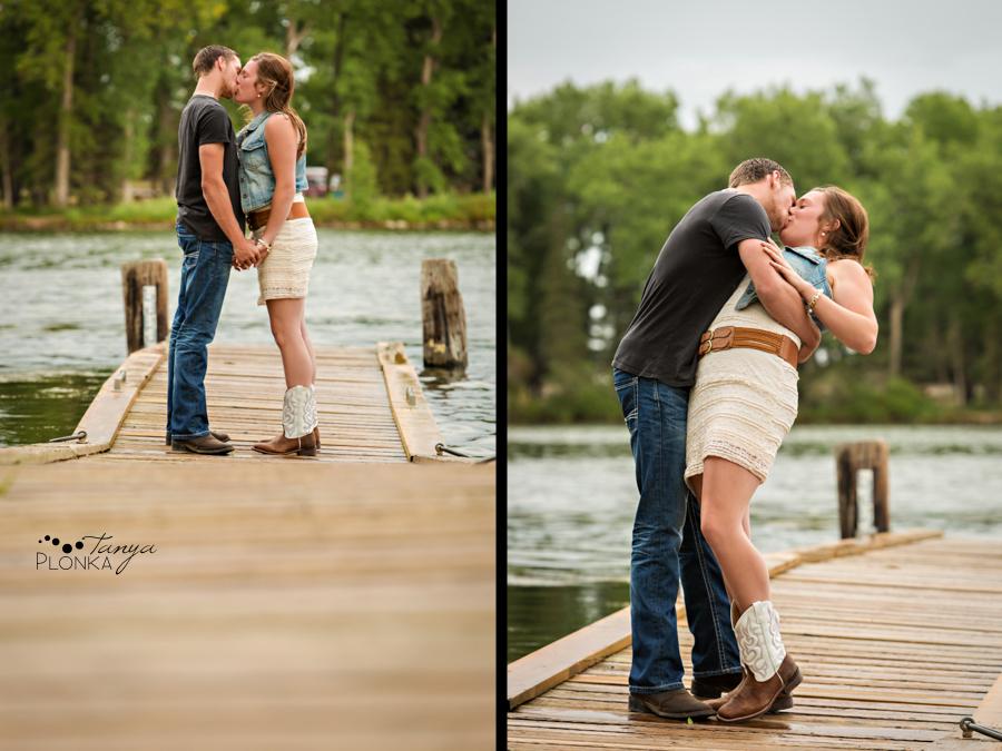 Park Lake couples photos