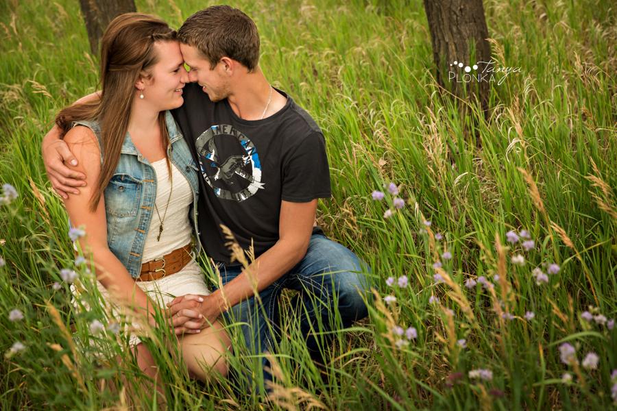 Park Lake couples session