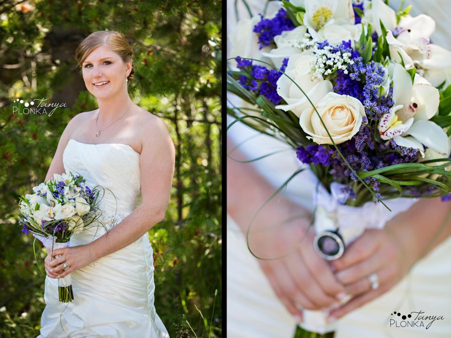 Ryan & Jen, Waterton mountain wedding photos