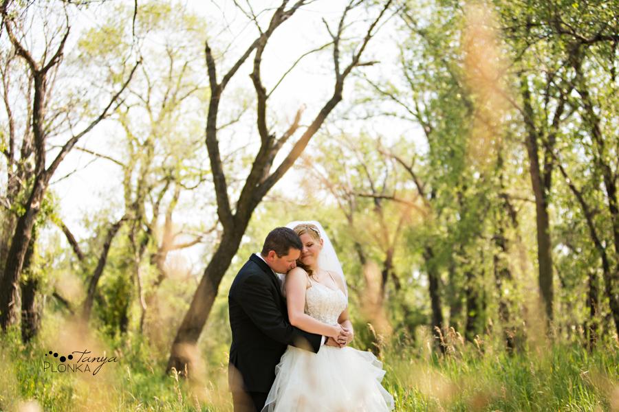 Don & Cathy, Lethbridge Grandstand summer wedding