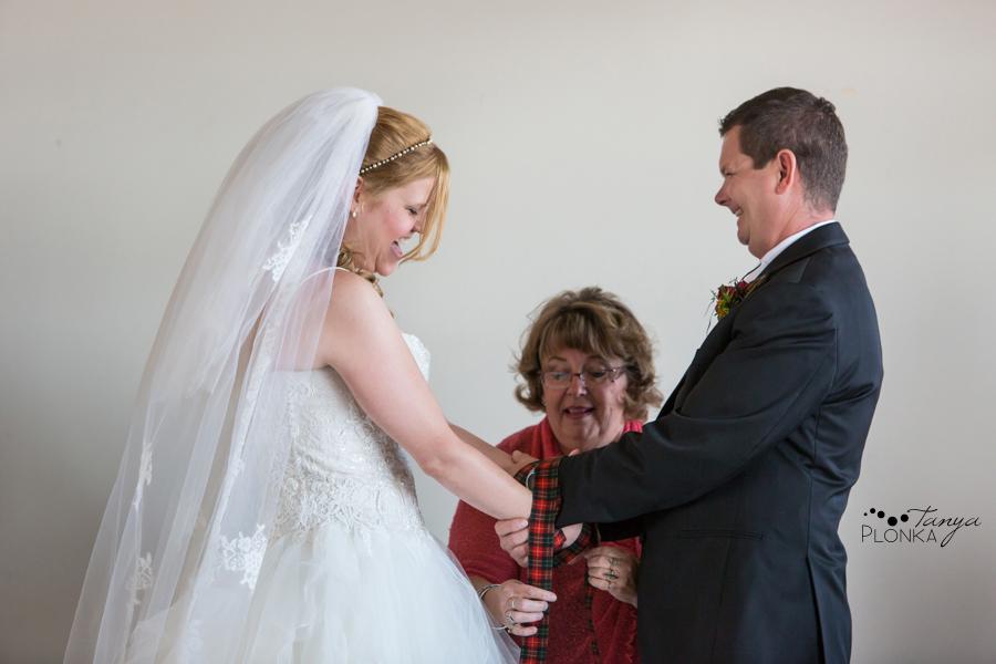 Don & Cathy, Lethbridge Grandstand indoor summer wedding
