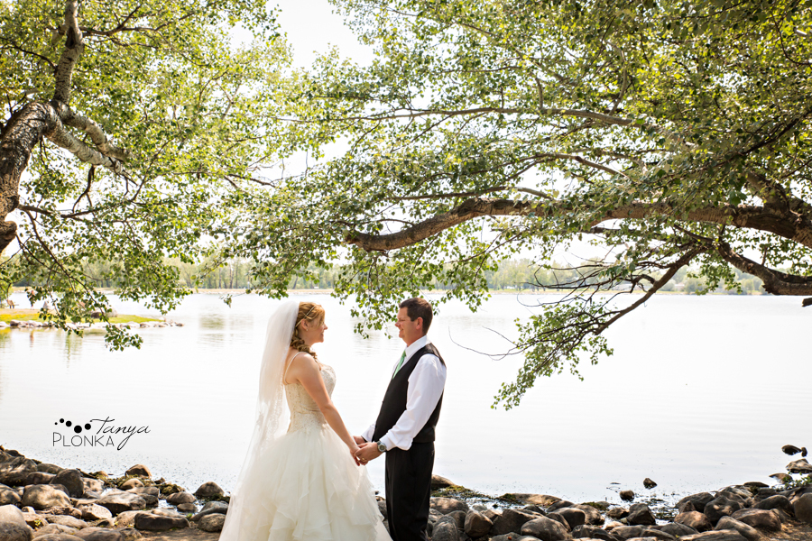 Don & Cathy, Lethbridge Henderson Lake summer wedding photos