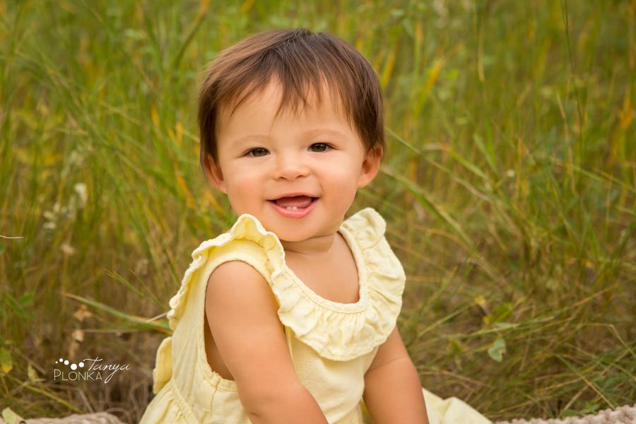 Indian Battle Park summer baby photos