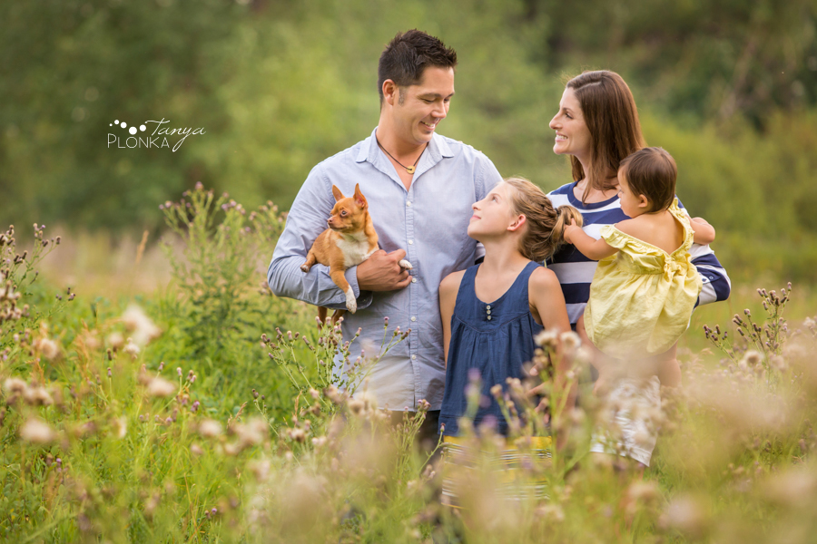 Indian Battle Park summer family session
