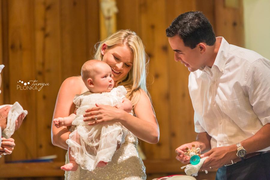Heidi Waterton Baptism Photos