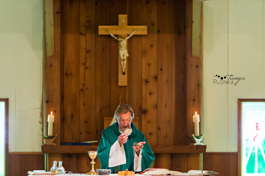 Heidi Waterton Catholic Baptism Photography