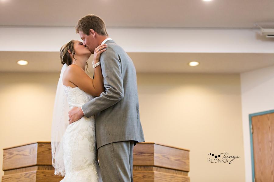 Derek & Tara-Lee, Coaldale country wedding photography