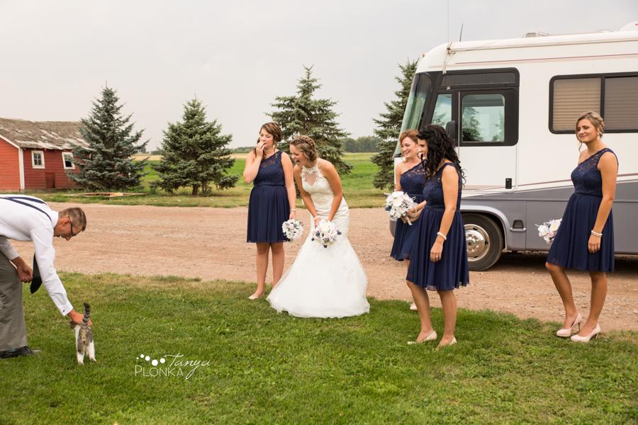 Derek & Tara-Lee, Coaldale country wedding photos