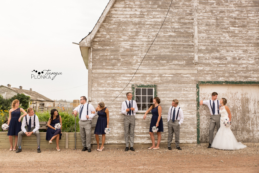 Derek & Tara-Lee, rustic Alberta wedding photos with barn