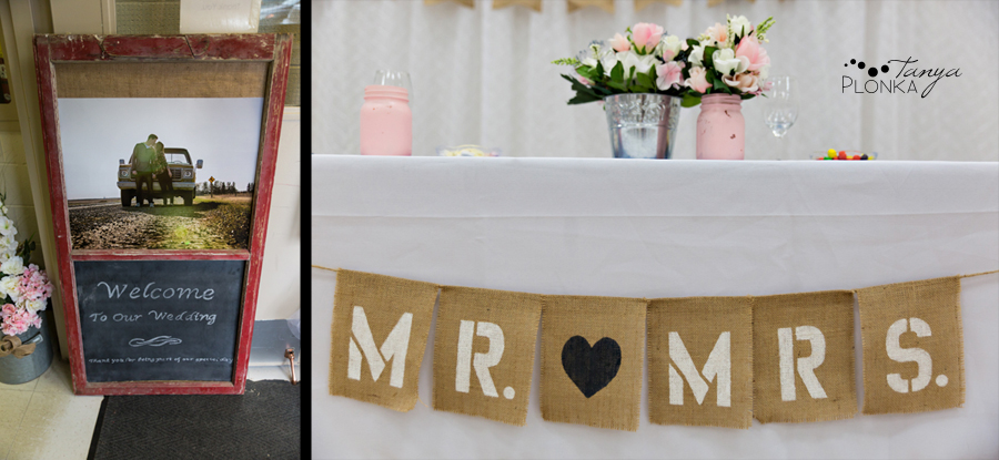 Derek & Tara-Lee, Coaldale rustic wedding photos